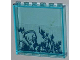 Part No: 59349pb055  Name: Panel 1 x 6 x 5 with Ivy Plants Pattern (Sticker) - Set 6860