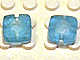 Part No: clikits014u  Name: Clikits Icon, Square 2 x 2 Small with Hole - (Undetermined Version)