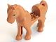 Part No: 93083c01pb16  Name: Horse with 2 x 2 Cutout, Medium Dark Flesh Eyes Pattern