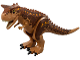 Part No: Carn01  Name: Dino Carnotaurus with Medium Dark Flesh and Reddish Brown Back - Complete Assembly