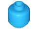 Part No: 3626c  Name: Minifig, Head (Plain) - Stud Recessed
