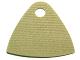Part No: 13276  Name: Minifigure, Cape Cloth, Short with Single Top Hole