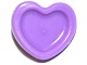 Part No: 93080e  Name: Friends Accessories Hair Decoration, Heart with Pin
