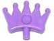 Part No: 93080m  Name: Friends Accessories Hair Decoration, Tiara with 5 Points and Pin