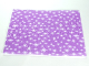 Part No: blankie03pb02  Name: Duplo Cloth Blanket 5 x 6 with White Stars Pattern