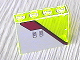 Part No: 4215pb030  Name: Panel 1 x 4 x 3 with SW Silver and Red Pattern Right (Sticker) - Set 4482