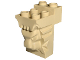 Part No: 30274  Name: Brick, Modified 2 x 3 x 3 with Cutout and Lion Head