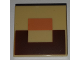 Part No: 3068bpb1167  Name: Tile 2 x 2 with Pixelated Medium Dark Flesh and Reddish Brown Pattern (Minecraft Steve Nose and Mouth)