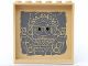 Part No: 59349pb045  Name: Panel 1 x 6 x 5 with Aztec Head Pattern 2 on Inside - Set 7627