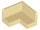 Part No: 91501  Name: Panel 2 x 2 x 1 Corner