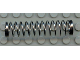 Part No: 110a  Name: Technic, Shock Absorber 9.5L, Spring (Soft)
