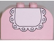 Part No: 4744px18  Name: Brick, Modified 2 x 4 x 2 Double Curved Top with Baby Bib Pattern