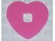 Part No: clikits163  Name: Clikits Flexy Film, Heart 4 x 4