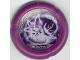 Part No: 32171pb053  Name: Throwbot Disk, Electro / Energy, 6 pips, whirlwind creature holding 'bot Pattern