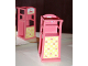 Part No: 33005pb02  Name: Scala Chair - Baby Highchair with Cars Pattern (Stickers) - Set 3115