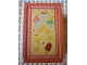 Part No: 6874pb02  Name: Scala Dresser without Top with Ice Cream Sundaes and Coins Pattern (Sticker) - Set 3116