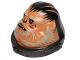 Part No: 27136pb01  Name: Minifig, Head Modified SW Iakaru with Bistan Pattern