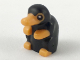 Part No: 38117pb01  Name: Niffler with Black Eyes and Hair Pattern