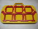 Part No: 2103  Name: Duplo Base for Learn and Build Center (Set 2072)
