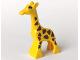 Part No: 2278pb01  Name: Duplo Giraffe Baby First Version Loose Spot Pattern