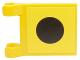 Part No: 2335pb025  Name: Flag 2 x 2 Square with SpongeBob Black Dot Pattern (Sticker)