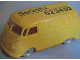 Part No: 258pb13  Name: HO Scale, VW Van with Yellow Base and SERVOFIX 623402 Pattern