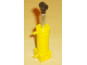 Part No: 2793c02  Name: Pneumatic Cylinder with 2 Inlets Medium (48mm) with Yellow Top