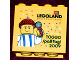 Part No: 30144pb064  Name: Brick 2 x 4 x 3 with Legoland Deutschland TOGGO Spaßtag! 2009 Pattern
