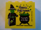 Part No: 30144pb133  Name: Brick 2 x 4 x 3 with Legoland Deutschland Halloween 2012 and Cooking Witch Pattern