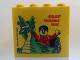 Part No: 30144pb159  Name: Brick 2 x 4 x 3 with Dragon and Legoland Deutschland Resort Pattern