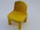 Part No: 31313  Name: Duplo Doll Furniture Chair