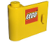 Part No: 3189pb005  Name: Door 1 x 3 x 2 Left with LEGO Logo without Border Pattern (Sticker) - Set 2148