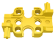 Part No: 32167  Name: Technic Rectangular Gearbox Half