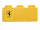 Part No: 3622pb055L  Name: Brick 1 x 3 with Ferrari Logo Pattern Left Side Model (Sticker) - Set 30194