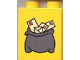 Part No: 4066pb064  Name: Duplo, Brick 1 x 2 x 2 with Mail Bag Small Pattern