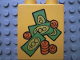 Part No: 4066pb160  Name: Duplo, Brick 1 x 2 x 2 with Bills and Coins Pattern