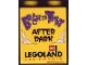 Part No: 4066pb306  Name: Duplo, Brick 1 x 2 x 2 with Halloween 2007 Brick or Treat After Dark Pattern