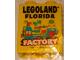 Part No: 4066pb402  Name: Duplo, Brick 1 x 2 x 2 with Legoland Florida Factory Pattern