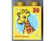 Part No: 4066pb438  Name: Duplo, Brick 1 x 2 x 2 with Giraffe 30 Visit Legoland Windsor Pattern