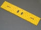 Part No: 4093a  Name: Train Base 6 x 28 with 3 Round Holes Each End