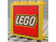 Part No: 4215pb025  Name: Panel 1 x 4 x 3 with Lego Logo Pattern (Printed)