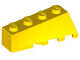 Part No: 43721  Name: Wedge 4 x 2 Sloped Left