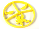 Part No: 4502w  Name: Minifigure, Plume Wheel Sprue Complete, Dragon