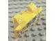 Part No: 45409pb01  Name: Vehicle, Grille 2 x 6 with 2 Technic Pins, 'JS 4654' and Headlights Pattern