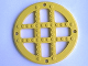 Part No: 4750  Name: Fabuland Plate, Round 13 2/3 Stud Diameter - (Ferris Wheel Side, Merry-Go-Round Type 2 Base)