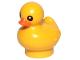 Part No: 49661pb01  Name: Duckling with Orange Beak Pattern