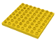 Part No: 51262  Name: Duplo, Plate 8 x 8
