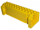 Part No: 52041  Name: Crane Section 4 x 12 x 3 with 8 Pin Holes
