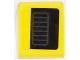 Part No: 54200pb077L  Name: Slope 30 1 x 1 x 2/3 with Chevrolet Corvette Bumper Air Vent Pattern Model Left Side (Sticker) - Set 75870
