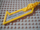 Part No: 57912c01pb01  Name: Technic Blade with Trans-Clear Center with Blue Electricity Pattern (Sticker) - Set 8103